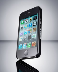 日産が開発した表面の傷がいつの間にか治ってしまうiPhoneケース