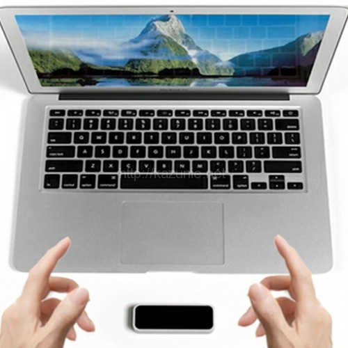 立体の動きを捉えるLeap Motion Control Device