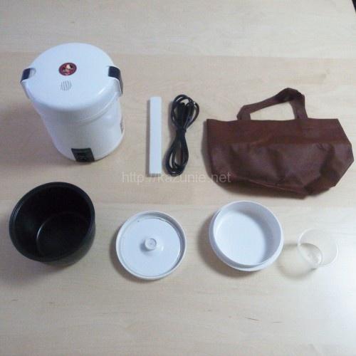 オフィスで炊きたてご飯が食べられる 炊飯機能付きの弁当箱「HOTデシュラン」