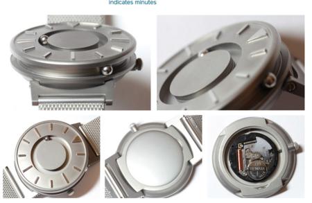 KICKSTARに世界初の見なくても時間がわかる腕時計登場。