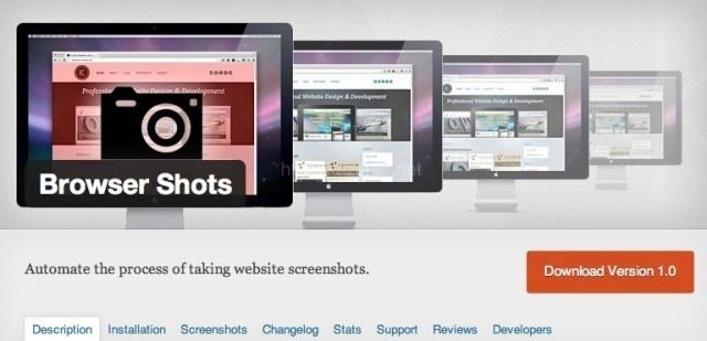 サイト画面キャプチャを表示するWordPressプラグインBrowser Shotsが超便利