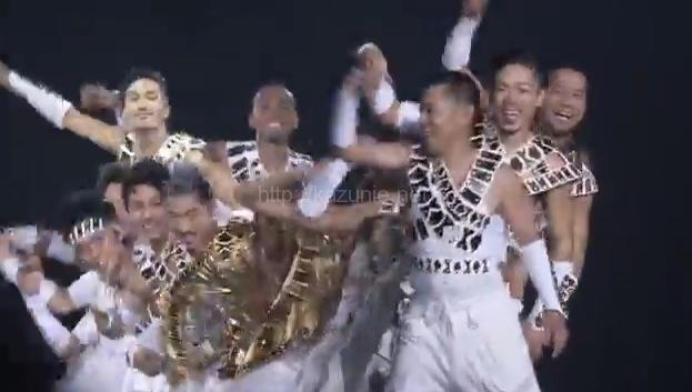 オカザイル 2011年 EXILEコラボほかE-Girlsにも派生 (from EXILE LIVE TOUR 2011 )
