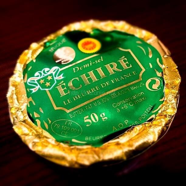 フランスの伝統発酵バター「エシレバター」初めて知ってハマってしまった。お高いけど価値ある逸品