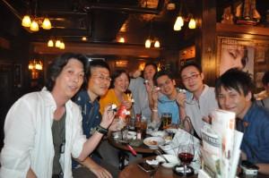 Poken Meet Up in 大阪 関西で初のPokenオフ会参加してきた