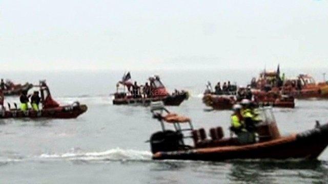 韓国船沈没、死者9人 警察が船長に事情聴取ほか今日の #スクラップ #2014 #4/17