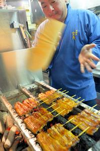 土用の丑(うし)の日の29日、ウナギ店ほか今日の #スクラップ #2014 #7/29