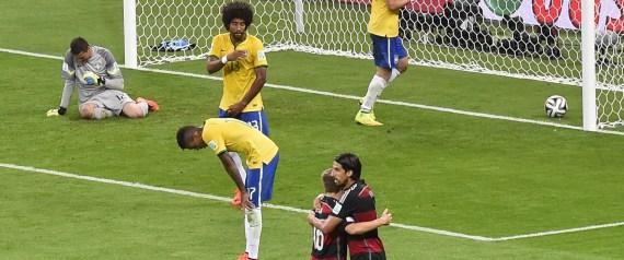 ブラジルが大敗崩れ落ちた!ワールドカップ六十数年ぶりの悲劇ほか今日の #スクラップ #2014 #7/9