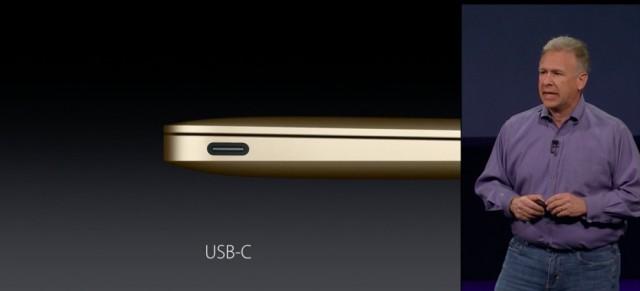 世界初USB-C